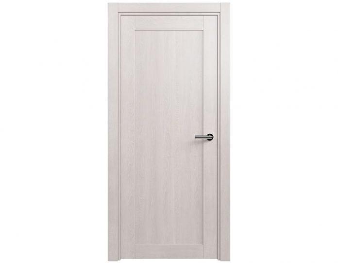 Межкомнатная дверь ESTETICA МОДЕЛЬ 811 цвет Дуб белый