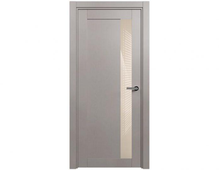 Межкомнатная дверь ESTETICA МОДЕЛЬ 821 цвет Grey