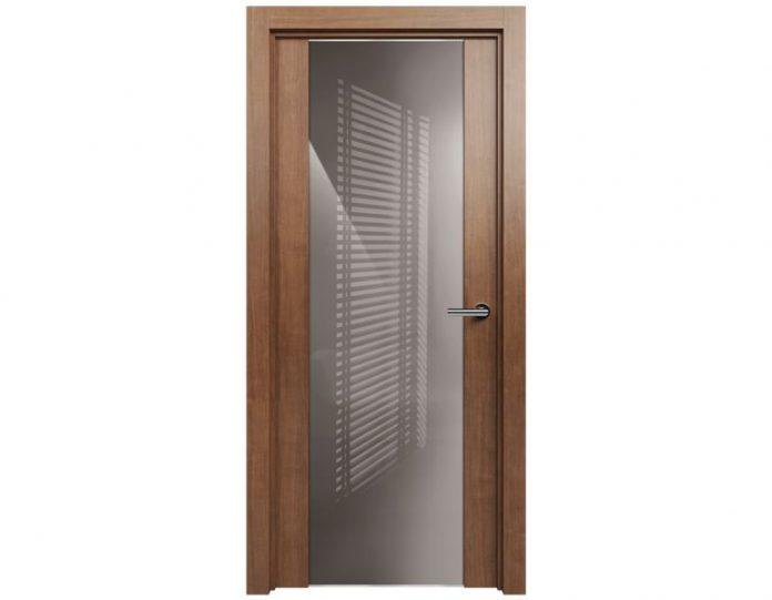 Межкомнатная дверь TREND МОДЕЛЬ 423 Анегри
