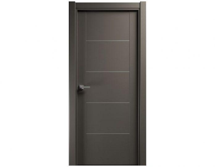 Межкомнатная дверь VERSIA МОДЕЛЬ 211 Grey