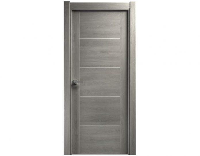 Межкомнатная дверь VERSIA МОДЕЛЬ 211 цвет Дуб серый