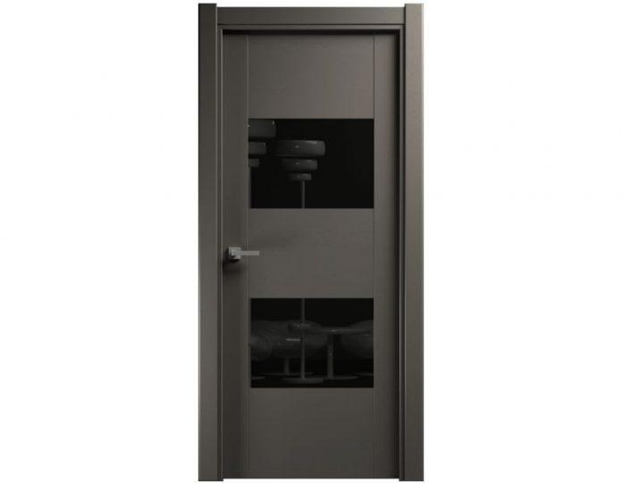 Межкомнатная дверь VERSIA МОДЕЛЬ 221 Grey