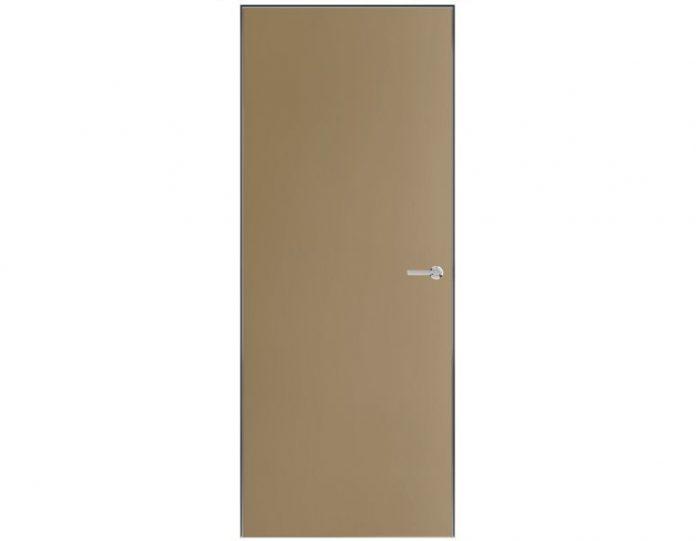Межкомнатная дверь FAVORITE МОДЕЛЬ 700 цвет Алюминиевая кромка