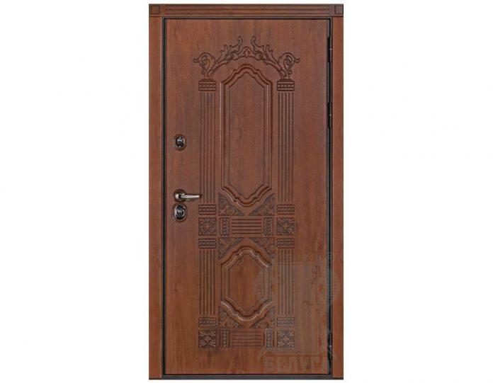 Входная металлическая дверь Белуга МОДЕЛЬ «Арфа»