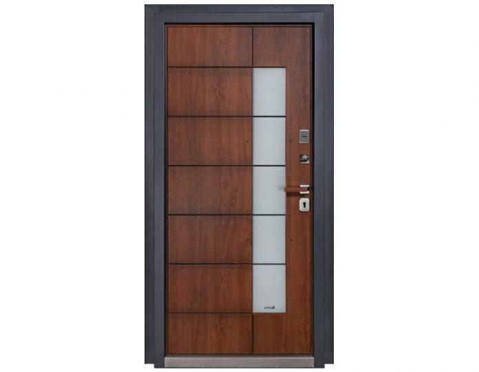Входная металлическая дверь Белуга МОДЕЛЬ «Асти»