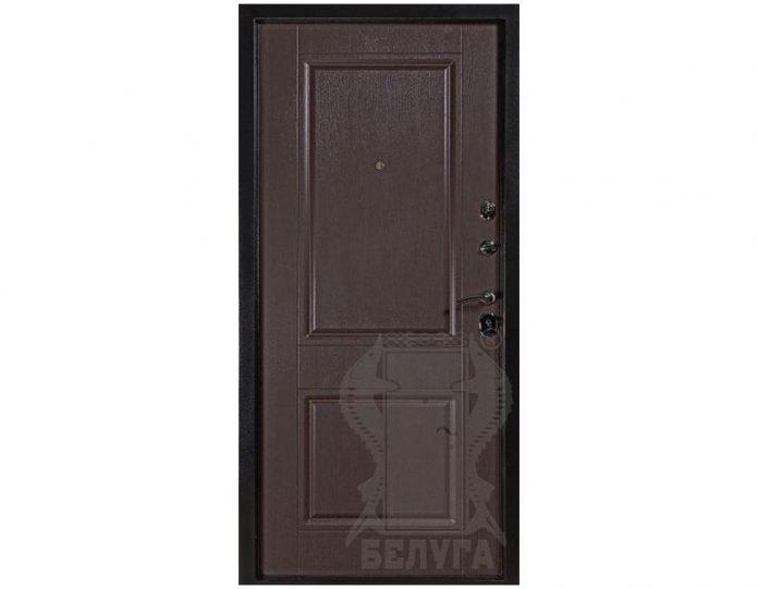 Входная металлическая дверь Белуга МОДЕЛЬ «Барселона»