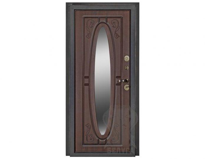 Входная металлическая дверь Белуга МОДЕЛЬ «Фаберже»