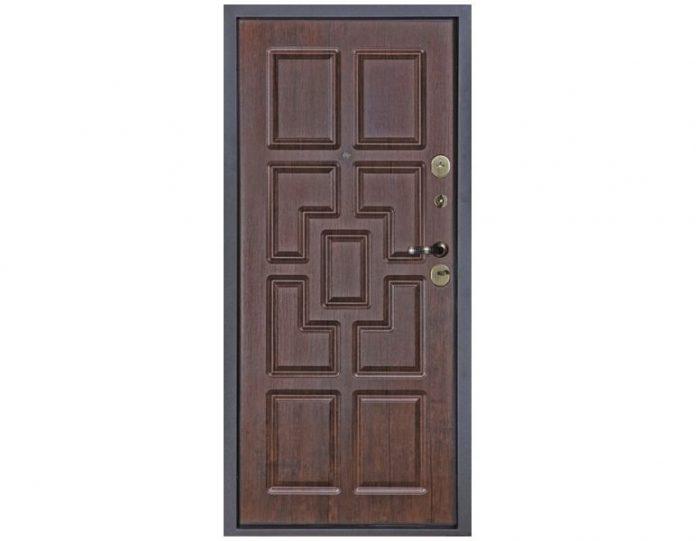 Входная металлическая дверь Белуга МОДЕЛЬ «Концепт Б-3»