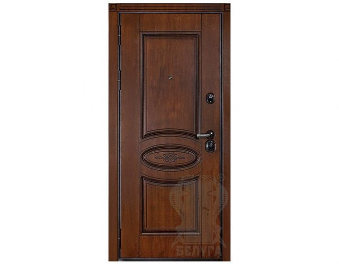 Входная металлическая дверь Белуга МОДЕЛЬ «Орион»