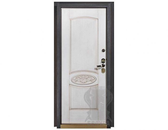 Входная металлическая дверь Белуга МОДЕЛЬ «Соренто»