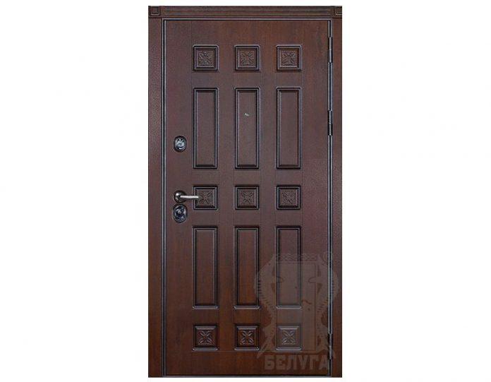 Входная металлическая дверь Белуга МОДЕЛЬ «Спарта»