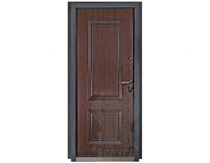 Входная металлическая дверь Белуга МОДЕЛЬ «Толедо»