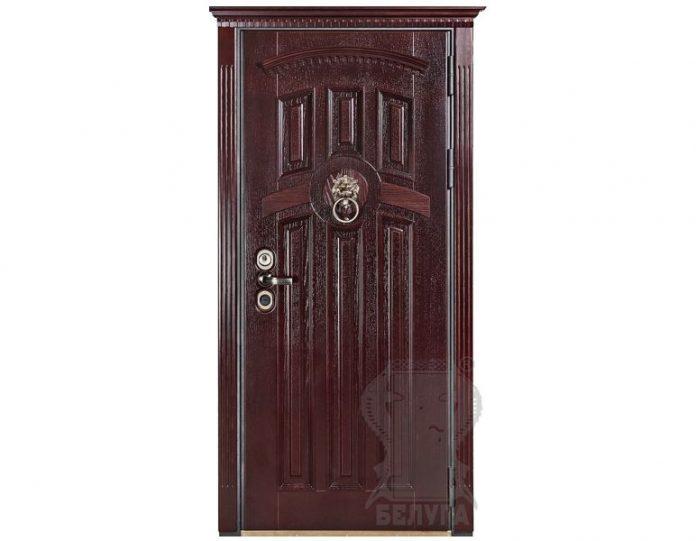 Входная металлическая дверь Белуга МОДЕЛЬ «Тулуза»