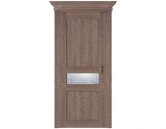 Межкомнатная дверь CLASSIC МОДЕЛЬ 534 цвет Анегри