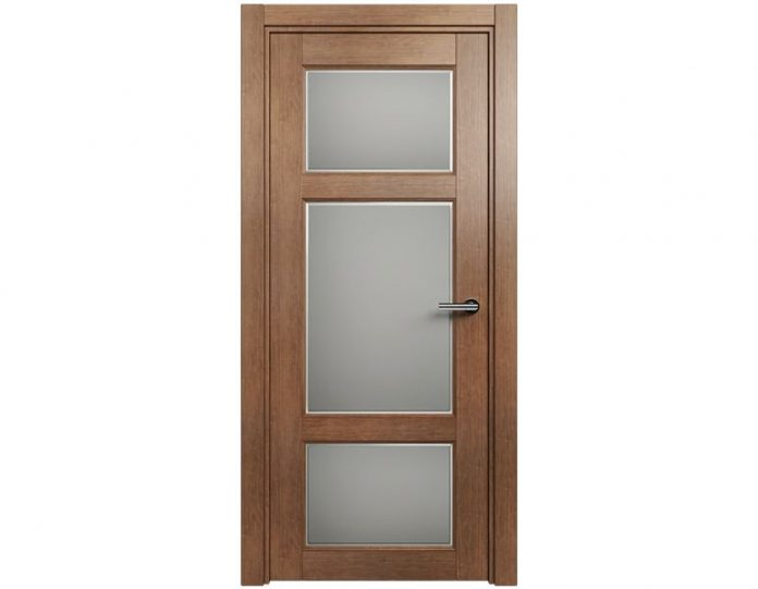 Межкомнатная дверь CLASSIC МОДЕЛЬ 542Ф цвет Анегри