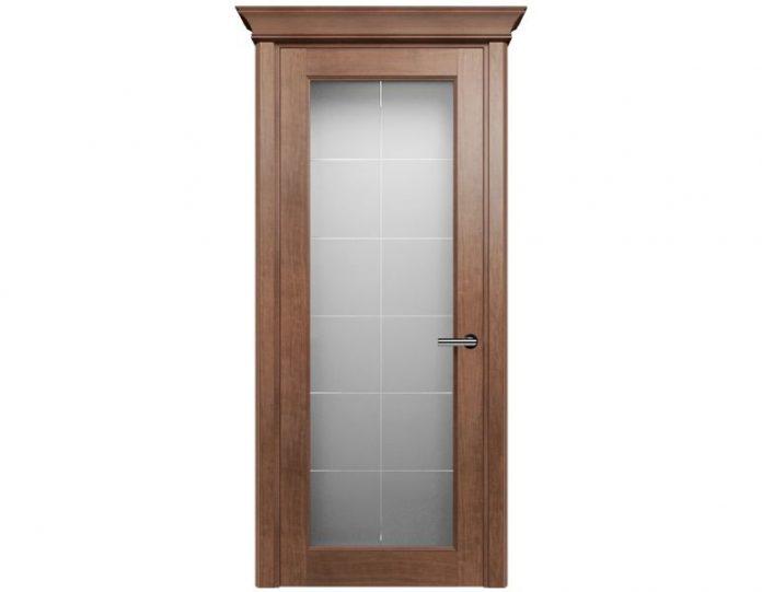 Межкомнатная дверь CLASSIC МОДЕЛЬ 552 цвет Анегри