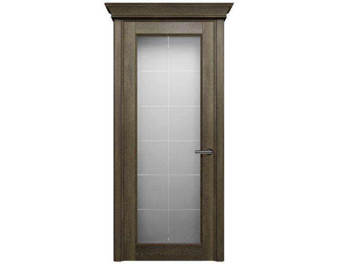 Межкомнатная дверь CLASSIC МОДЕЛЬ 552 цвет Винтаж