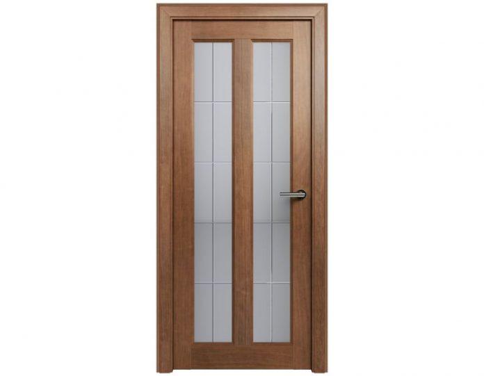 Межкомнатная дверь FUSION МОДЕЛЬ 612 цвет Анегри