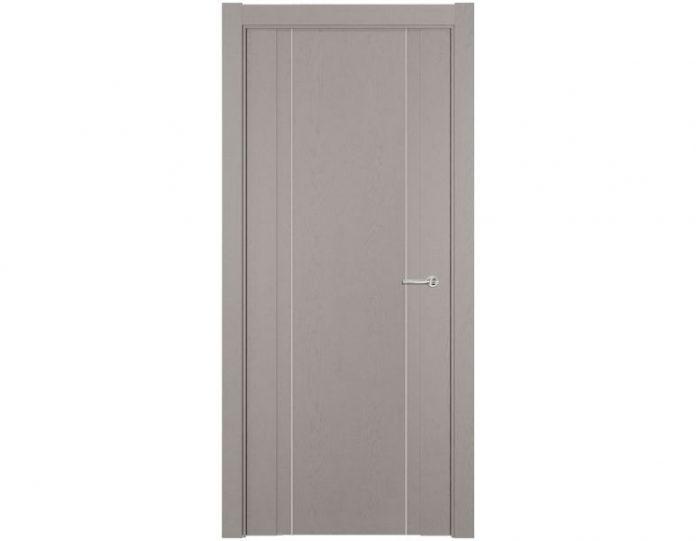 Межкомнатная дверь FUTURA МОДЕЛЬ 312 цвет Grey