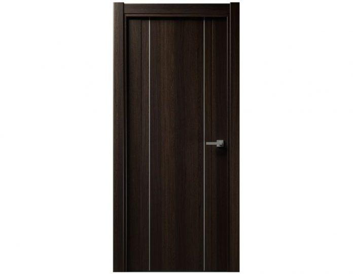 Межкомнатная дверь FUTURA МОДЕЛЬ 312 цвет Орех