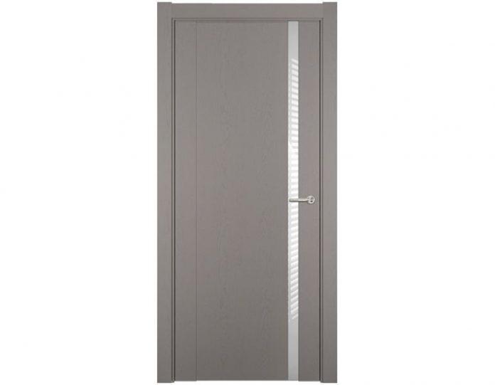 Межкомнатная дверь FUTURA МОДЕЛЬ 321 цвет Grey