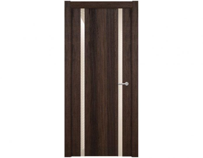 Межкомнатная дверь FUTURA МОДЕЛЬ 322 цвет Орех