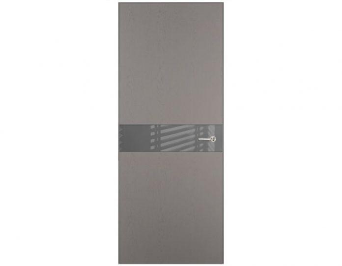 Межкомнатная дверь FAVORITE МОДЕЛЬ 702 цвет Grey