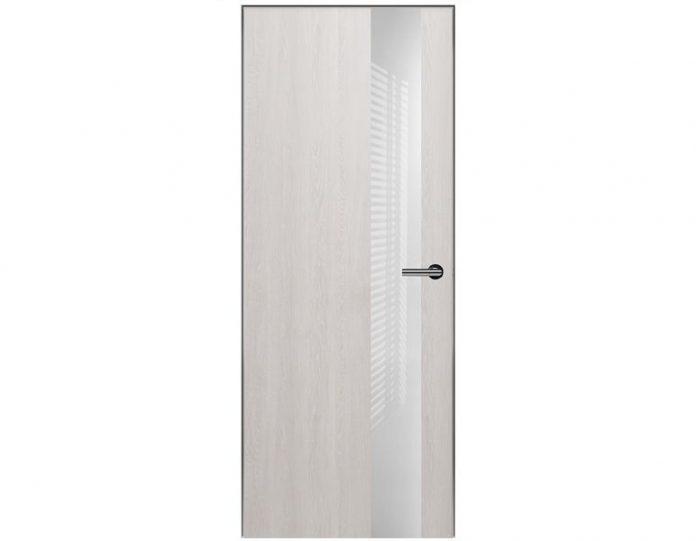 Межкомнатная дверь FAVORITE МОДЕЛЬ 703 цвет Дуб белый
