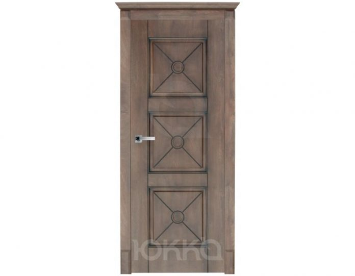 Межкомнатная дверь Юкка МОДЕЛЬ Данте 3