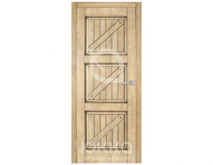 Межкомнатная дверь Юкка МОДЕЛЬ Данте 8