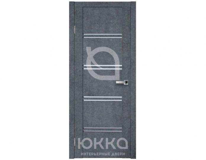 Межкомнатная дверь Юкка МОДЕЛЬ Фьюжн 7