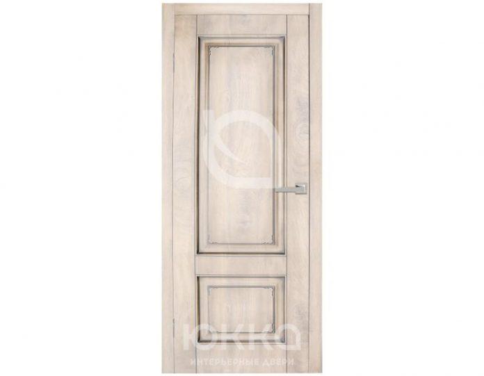 Межкомнатная дверь Юкка МОДЕЛЬ Квадро 18