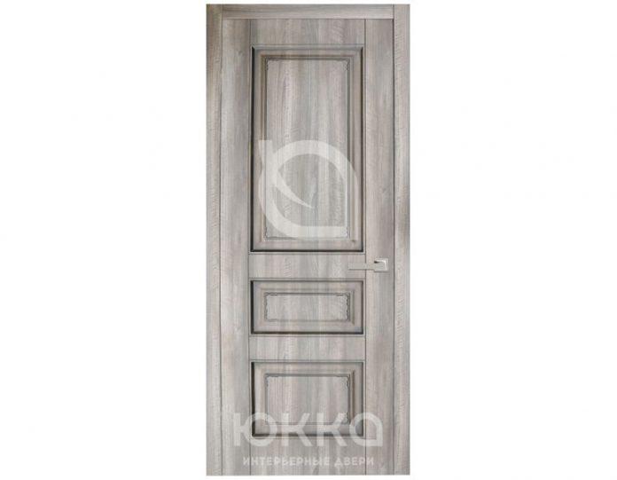Межкомнатная дверь Юкка МОДЕЛЬ Квадро 20