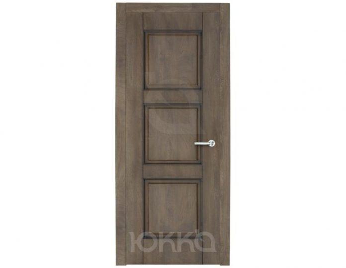 Межкомнатная дверь Юкка МОДЕЛЬ Квадро 3