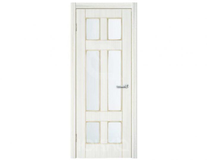 Межкомнатная дверь Юкка МОДЕЛЬ Квадро 9