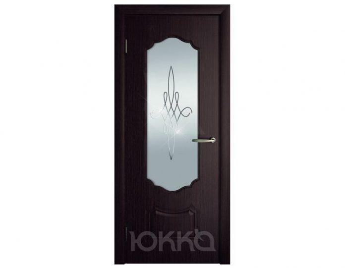 Межкомнатная дверь Юкка МОДЕЛЬ Богема