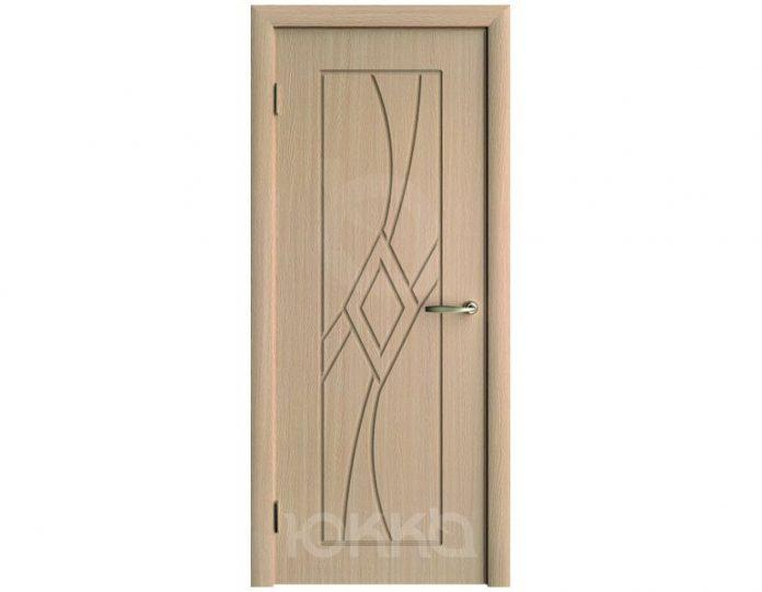 Межкомнатная дверь Юкка МОДЕЛЬ Кристалл 3