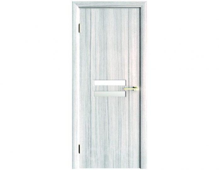 Межкомнатная дверь Юкка МОДЕЛЬ Домино 1