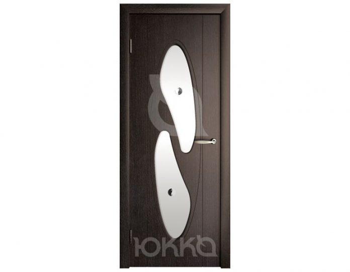 Межкомнатная дверь Юкка МОДЕЛЬ Инь-Янь