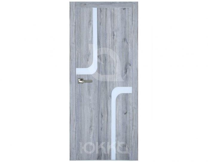 Межкомнатная дверь Юкка МОДЕЛЬ Платинум 16