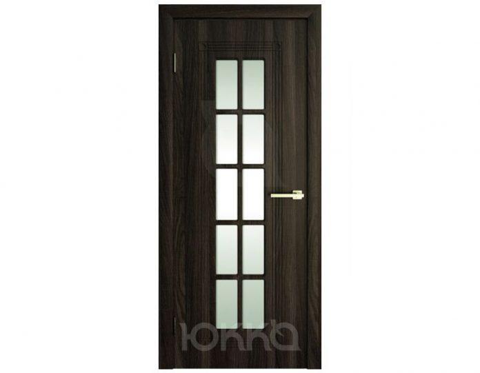 Межкомнатная дверь Юкка МОДЕЛЬ PR 35 с решеткой