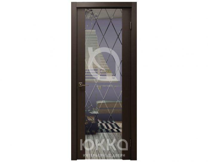Межкомнатная дверь Юкка МОДЕЛЬ Тренд 25