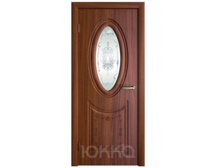Межкомнатная дверь Юкка МОДЕЛЬ Венеция