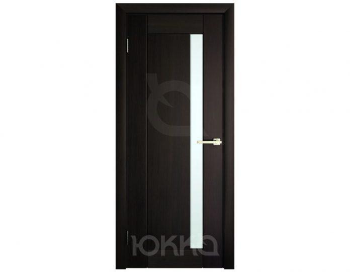 Межкомнатная дверь Юкка МОДЕЛЬ Вертикаль 1