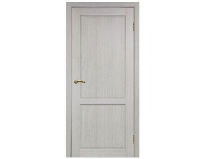 Межкомнатная дверь «OPTIMA PORTE» Сицилия 702 Дуб беленый FL