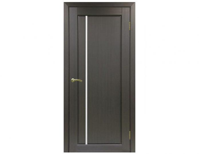 Межкомнатная дверь «OPTIMA PORTE» Сицилия 711 Венге FL