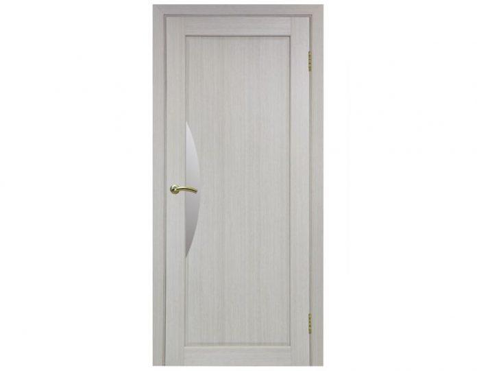 Межкомнатная дверь «OPTIMA PORTE» Сицилия 723 Дуб беленый FL