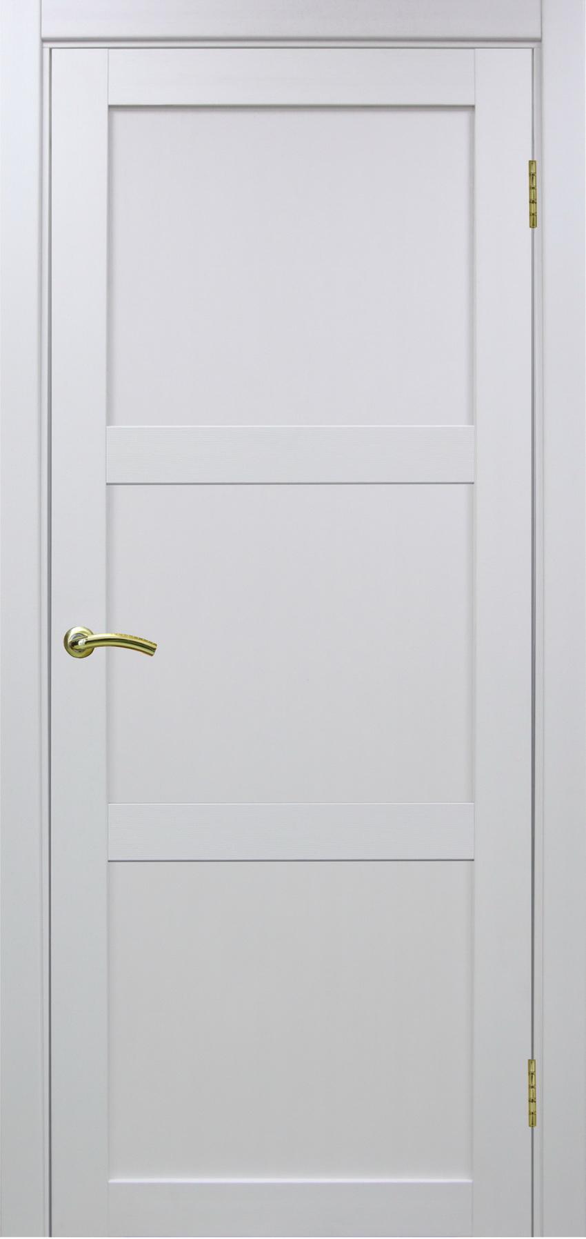 Турин 530 Белый монохром ЭКО-шпон Остекление №111