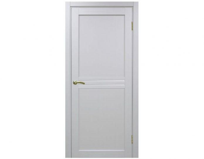 Межкомнатная дверь «OPTIMA PORTE» Турин 552 Белый монохром
