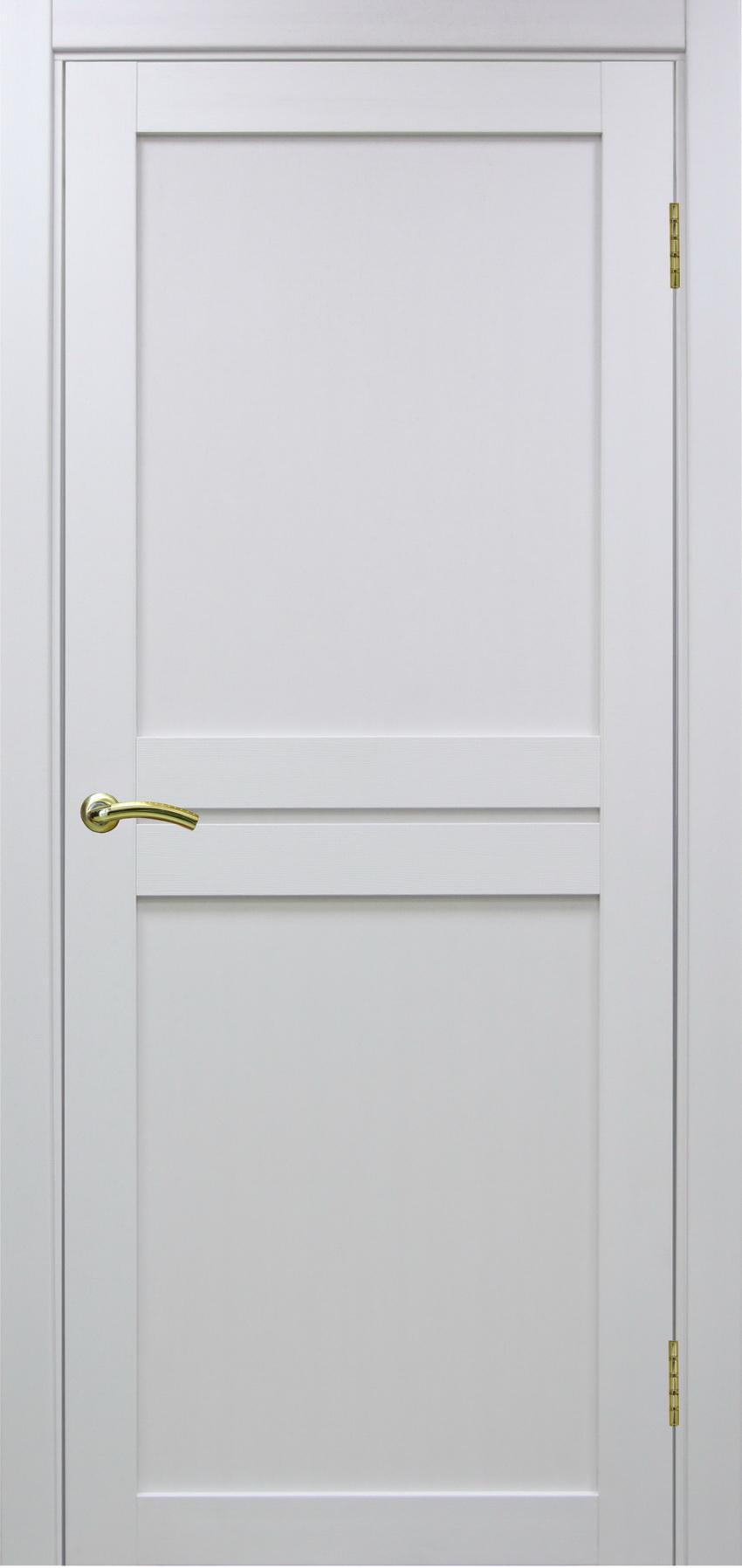 Турин 520 Белый монохром Остекление №111